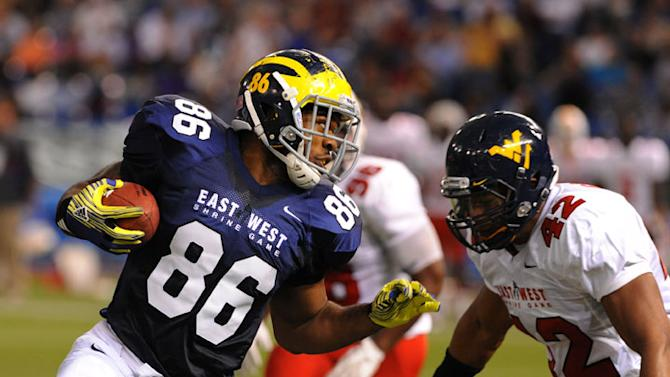 NCAAF: East-West Shrine Game