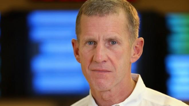 Stanley A. McChrystal is out with a new memoir called My Share of the Task.