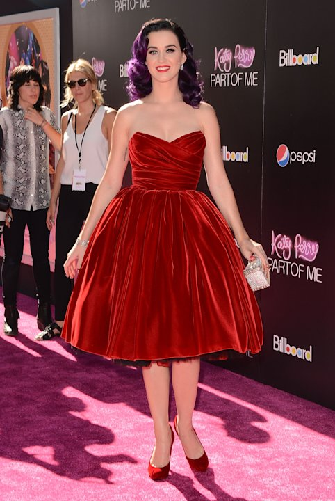 "Premiere Of Paramount Insurge's ""Katy Perry: Part Of Me"" - Arrivals"