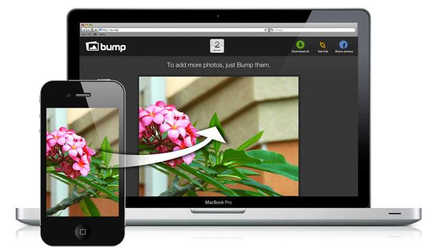 Bump App Update: Transfer Photos From Your Phone to Computer With Just a Tap