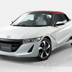 Honda rolls out production S660 roadster in Japan