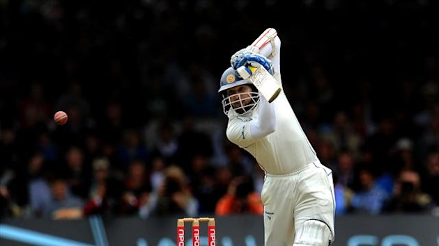 Tillakaratne Dilshan hit a ton on day five