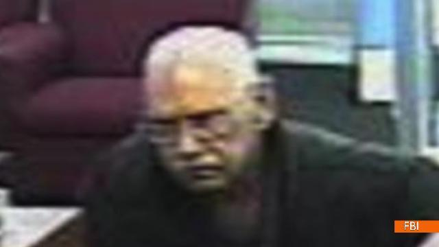 FBI: Elderly Man Robbed Bank So He Could Return to Prison