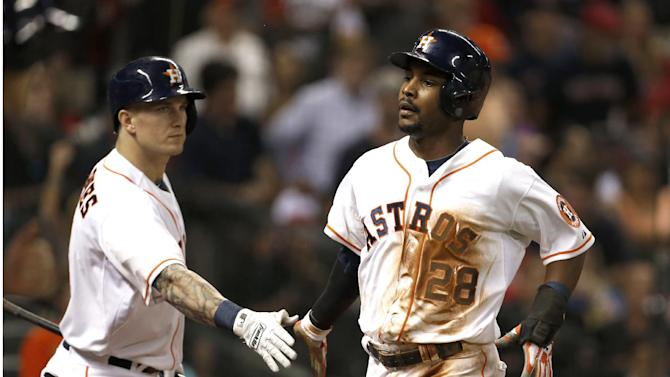 Astros shut out Red Sox 2-0