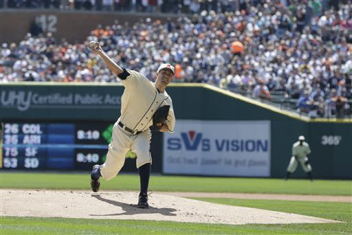 Tigers beat Braves again 7-4
