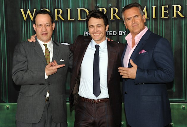 "Premiere Of Walt Disney Pictures' ""Oz The Great And Powerful"" - Red Carpet"