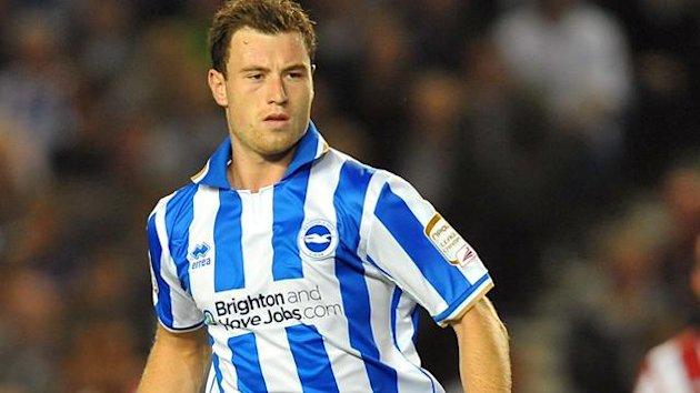 2011-12 Championship Brighton Ashley Barnes