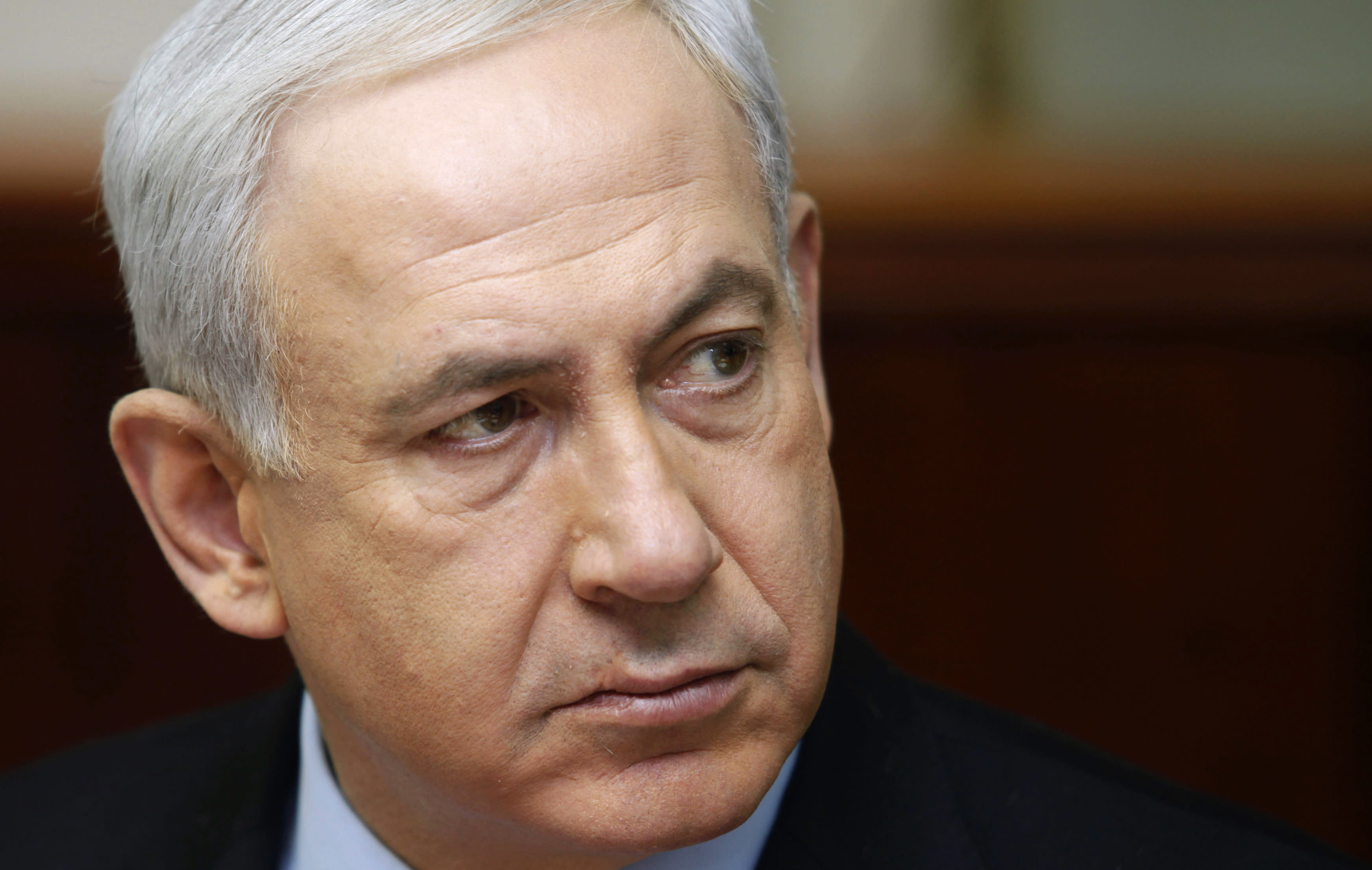 Berlin Braced for Benjamin Netanyahu