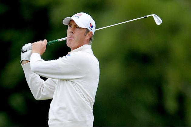Golf - The ISPS Handa Wales Open 2013 - Day Two - The Celtic Manor Resort