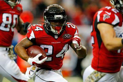 Devonta Freeman still in concussion protocol, fantasy owners need backups ready