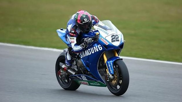 Snetterton BSB test: Lowes, Byrne top first session