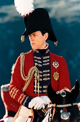 Richard E. Grant as Sir Hudson Lowe in Empire's Monsieur N.