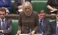 Sex Abuse Claims: May To Make Statement