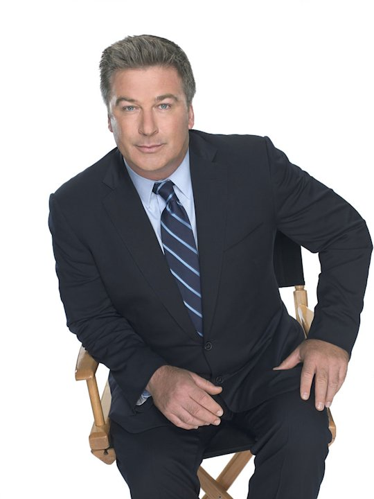 "Alec Baldwin as Jack Donaghy in ""30 Rock."""