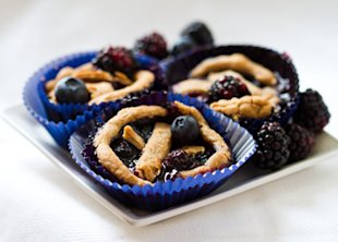 Easy Mini Pie Cups
