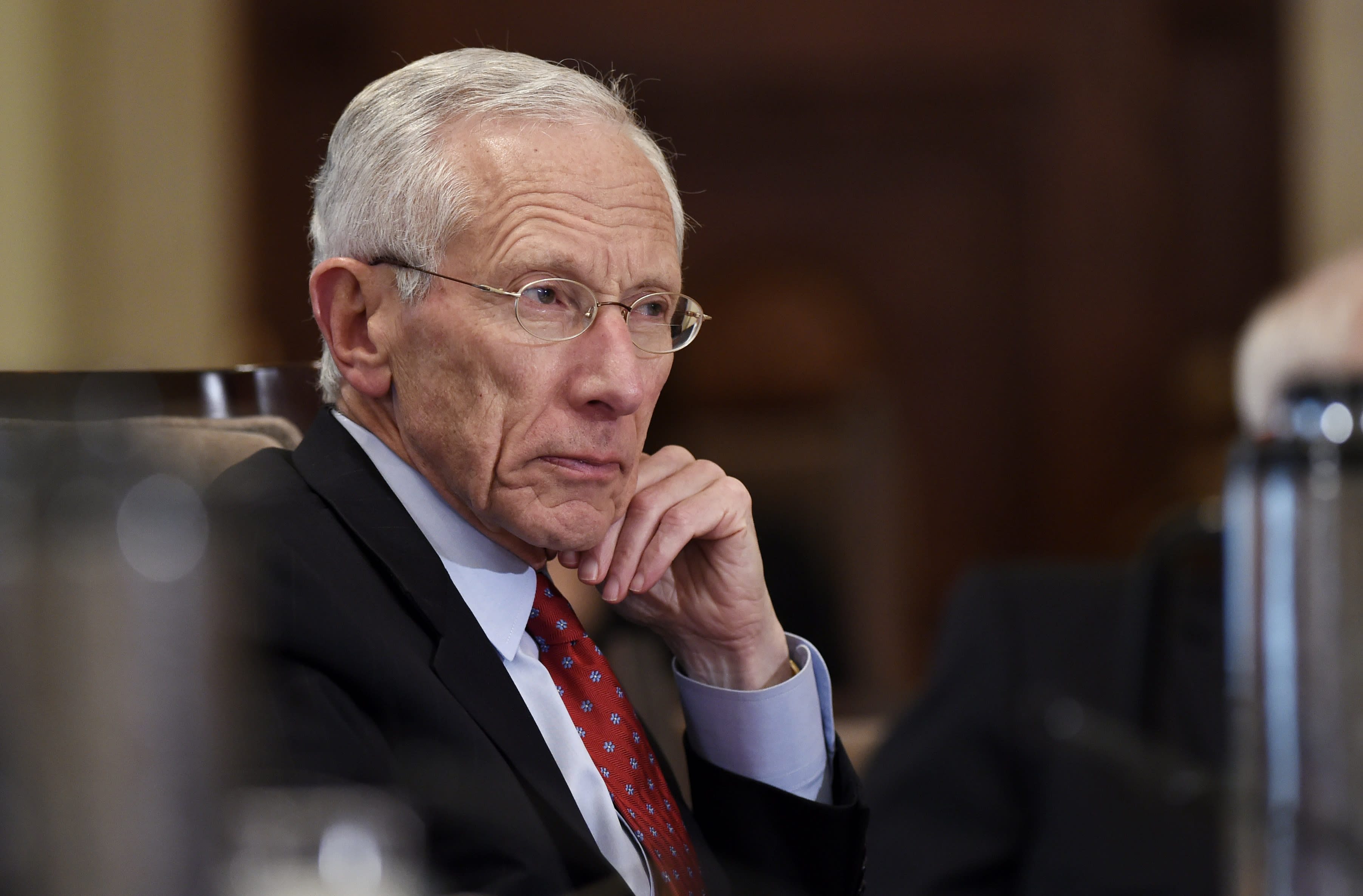 Fed Vice Chair Fischer keeps open possibility of Sept. hike