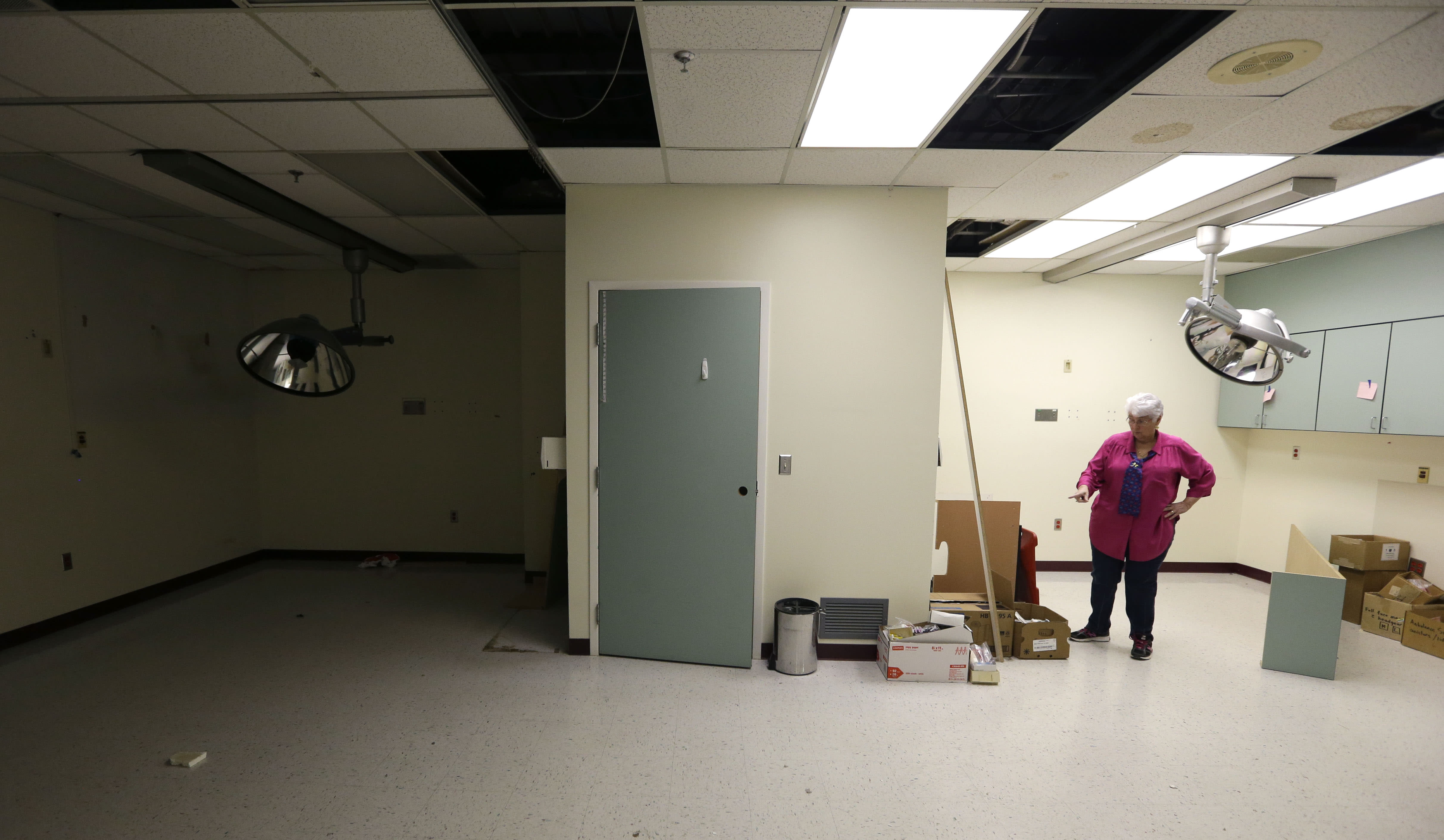Rural hospitals struggle to stay open, adapt to changes
