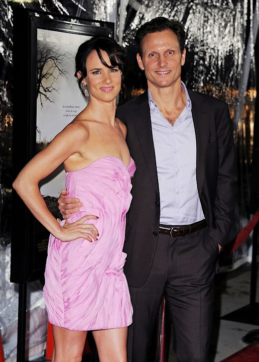 Conviction LA Premiere 2010 Juliette Lewis Tony Goldwyn