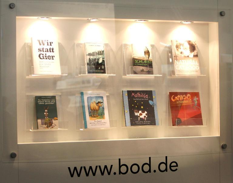 World's biggest book fair explores self-publishing trend