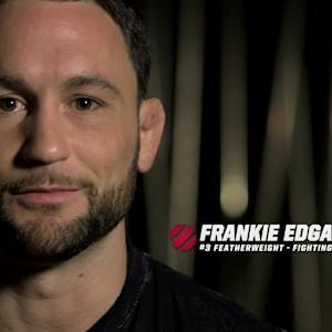 Fight Night Austin: Gym Escape with Frankie Edgar