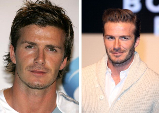 David Beckham brewok