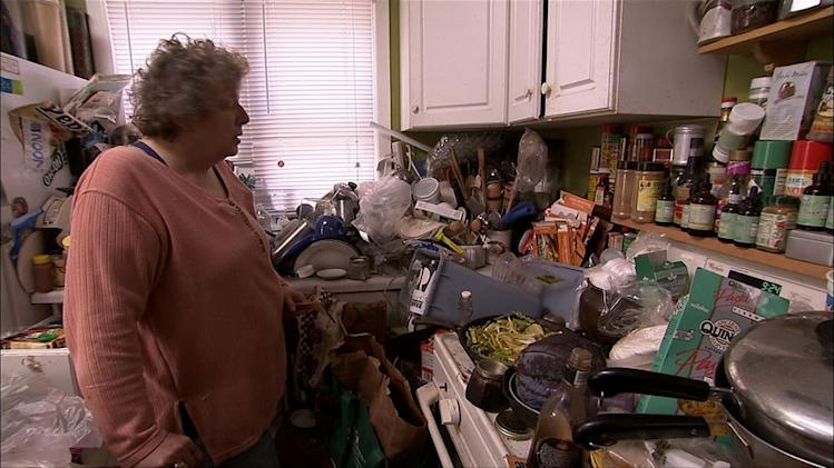 "Jill -as seen on ""Hoarders."""
