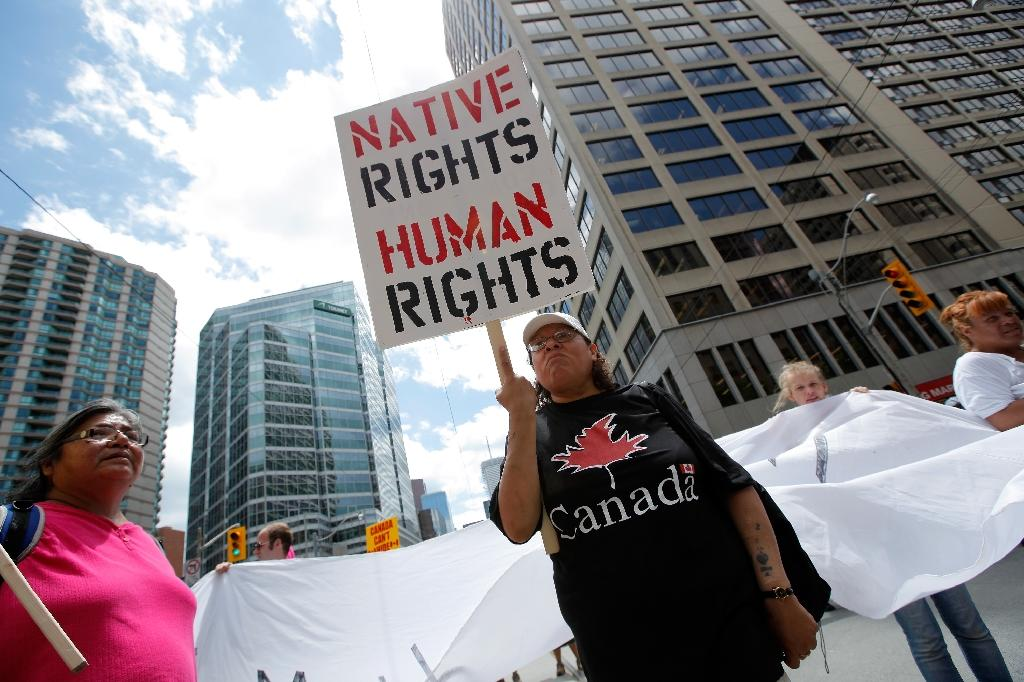 Education urged to redress Canada native 'cultural genocide'