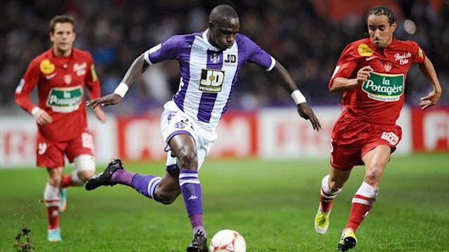 2013 Ligue 1 Toulouse Moussa Sissoko