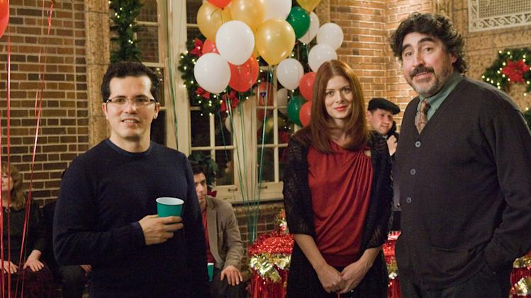 John Leguizamo Debra Messing Alfred Molina Nothing Like the Holidays Production Stills Overture 2008