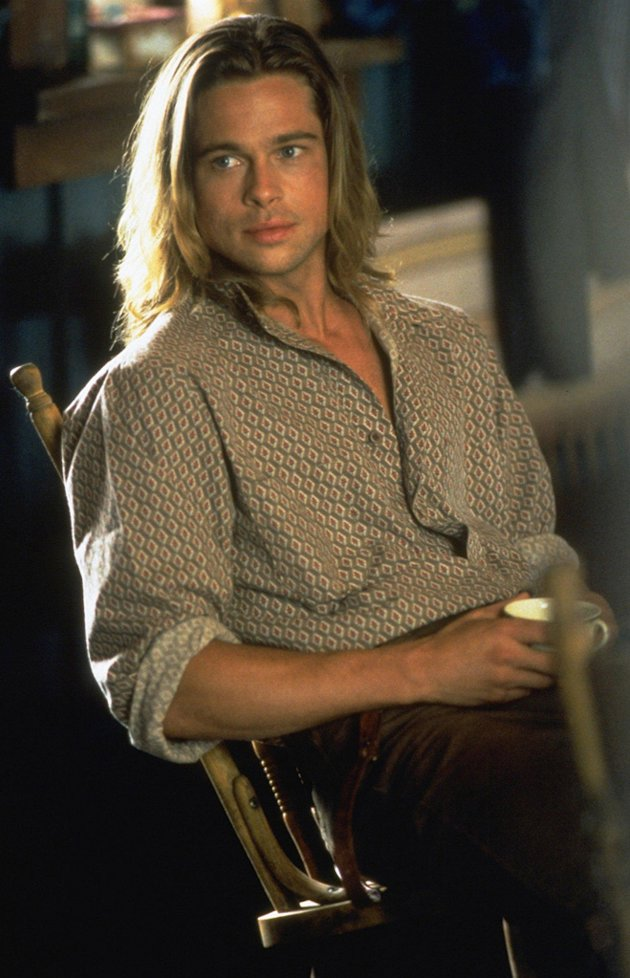 Brad Pitt Through the Years …