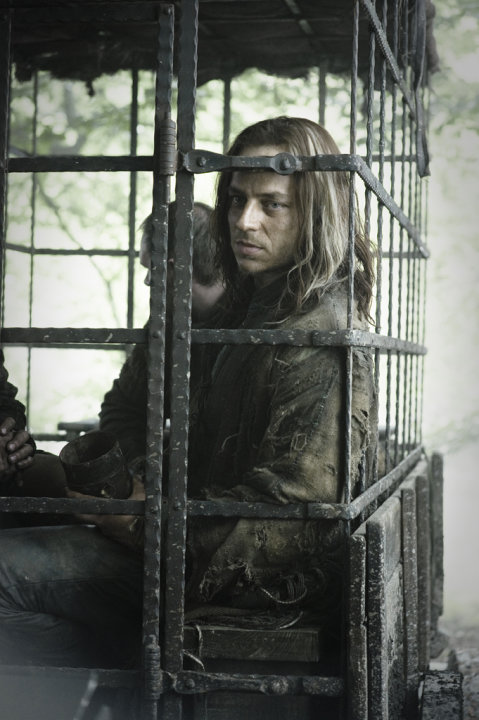 "Tom Wlaschiha stars as Jaqen H'gar in ""Game of Thrones."""