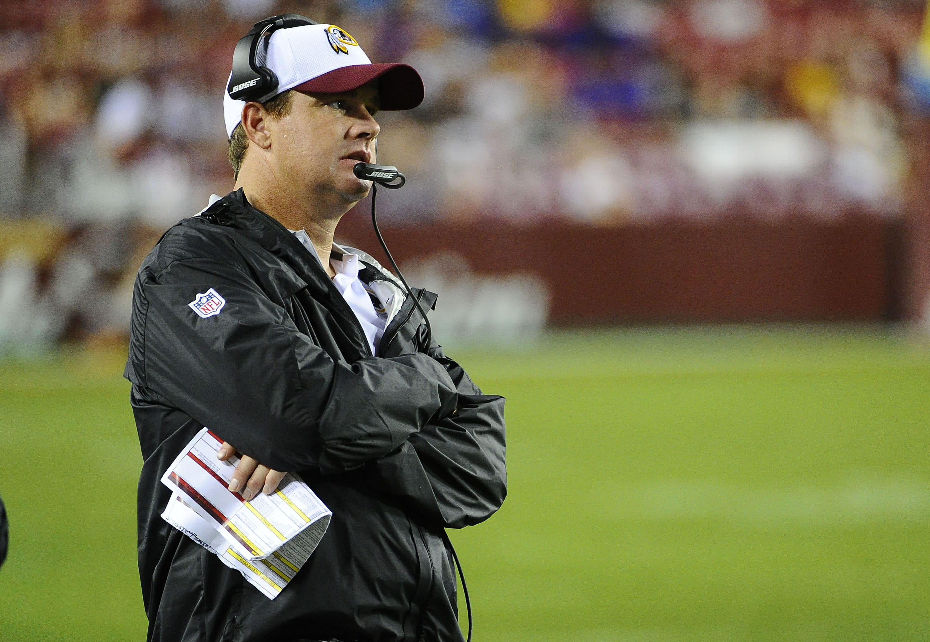 El-Bashir: Gruden needs to make a move, now