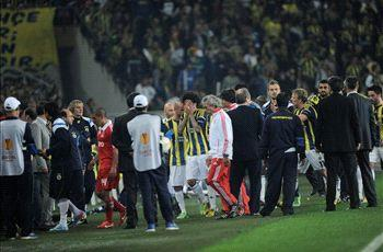 Fenerbahce 1-0 Benfica: Turks in command after Korkmaz winner settles frenetic first leg