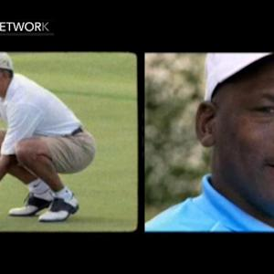 Michael Jordan slams President Obama's golf skills