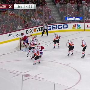 Niskanen shreds Flyers for goal