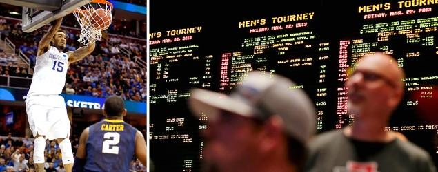 Why Vegas casinos don't let you bet on brackets
