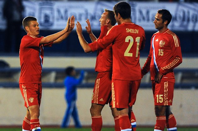 FBL-ESP-WC2014-FRIENDLY-ISL-RUS