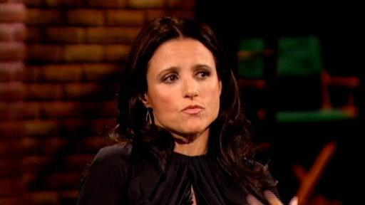 "Julia Louis-Dreyfus on ""Seinfeld"""