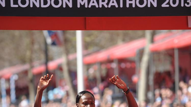 Track & Field: London Marathon