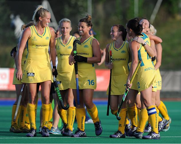 Investec Hockey World League - Final