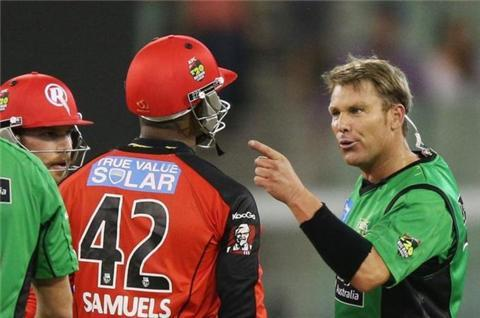 Warne apologises after ban and fine