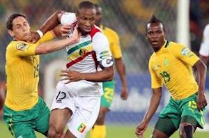 South Africa 1-1 Mali (pen. 1-3): Host nation's dreams end with three spot kick misses