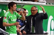 Magath regrets handing Wolfsburg captain&#39;s armband to Christian Trasch