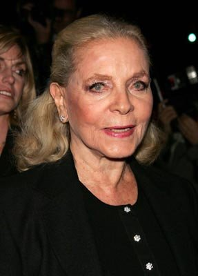 Lauren Bacall at the NY premiere of New Line's Birth