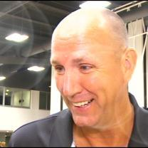 Life Is Good For Lynx Assistant Coach Jim Peterson