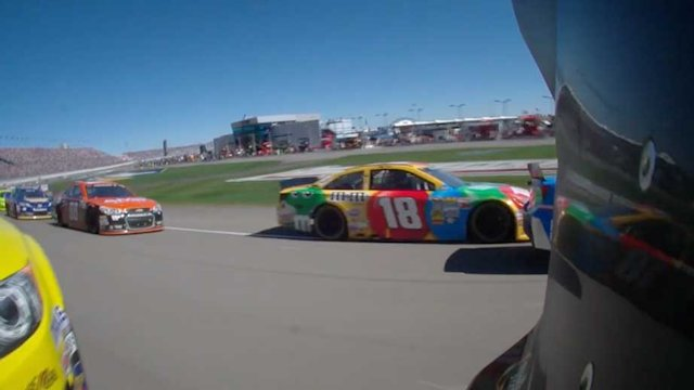5-Hour Energy Craziest Moment From The Track: Kobalt Tools 400