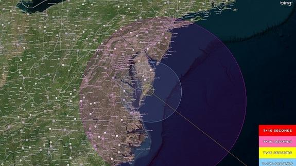 Private Spacecraft Launch Wednesday Visible from US East Coast: How to See It
