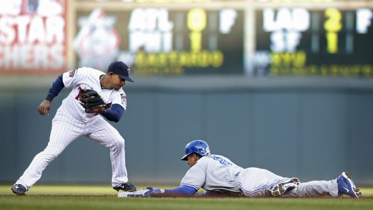 MLB: Toronto Blue Jays at Minnesota Twins- Game Two