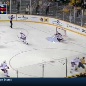 Coyotes at Predators / Game Highlights
