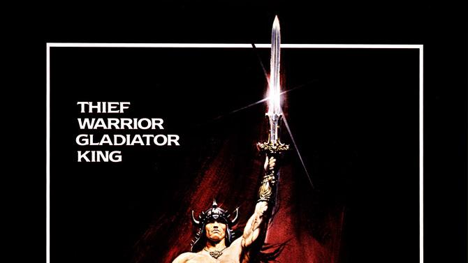 Summer of 1982 Conan the Barbarian